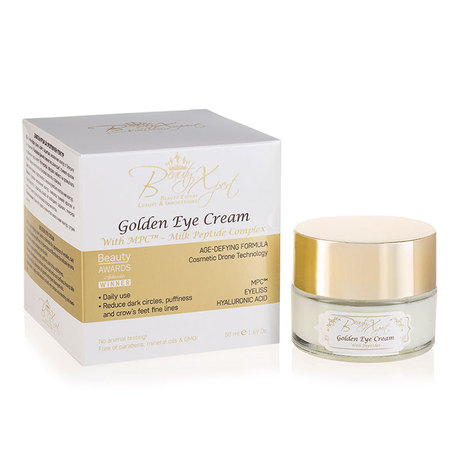 Golden Eye Cream Златен крем за очи с пептиден комплекс